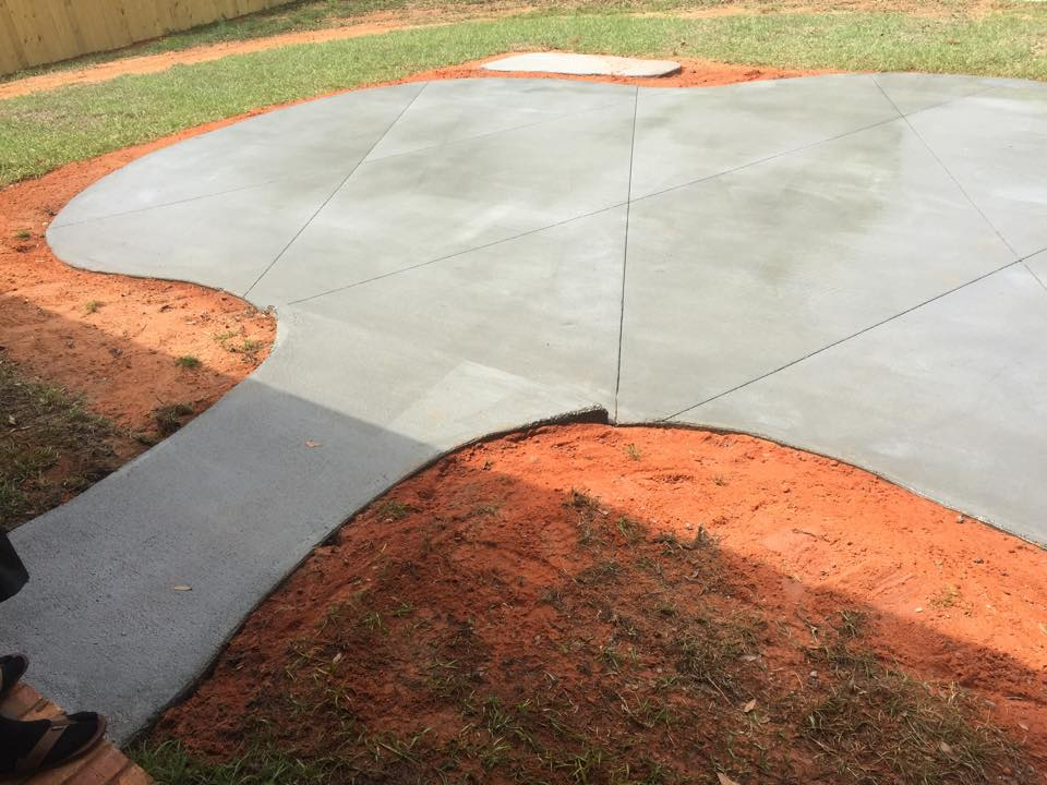 Our Work Southern Landscape Solutions In Mobile Al
